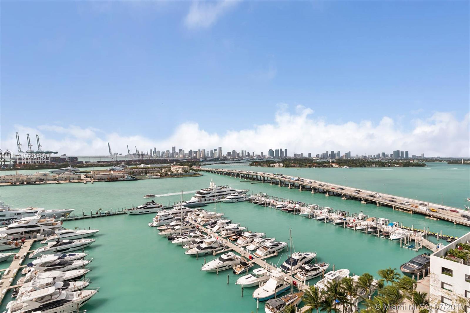 400 Alton Rd 1402, Miami Beach, FL 33139