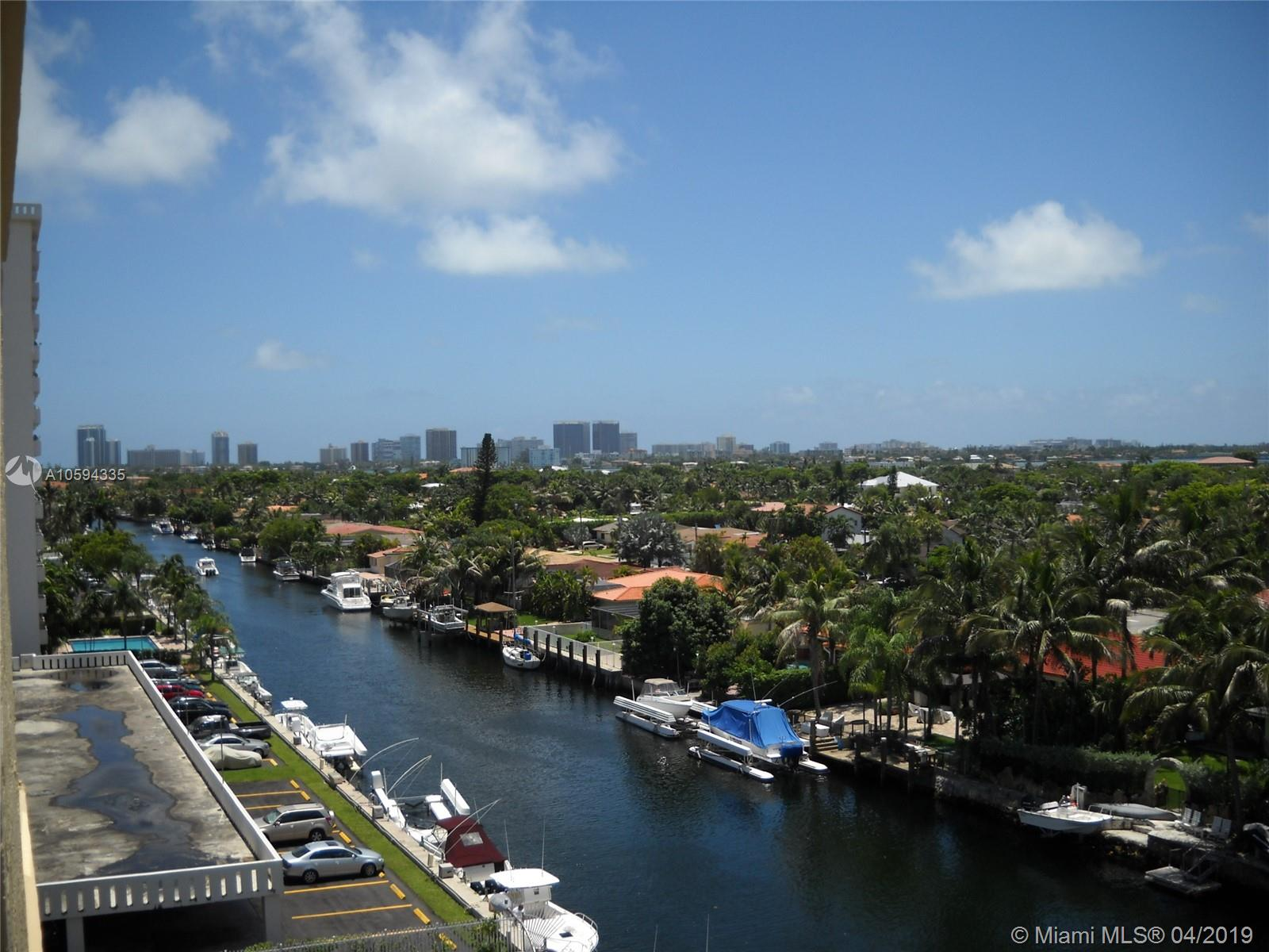 2020 NE 135th St #707 For Sale A10594335, FL