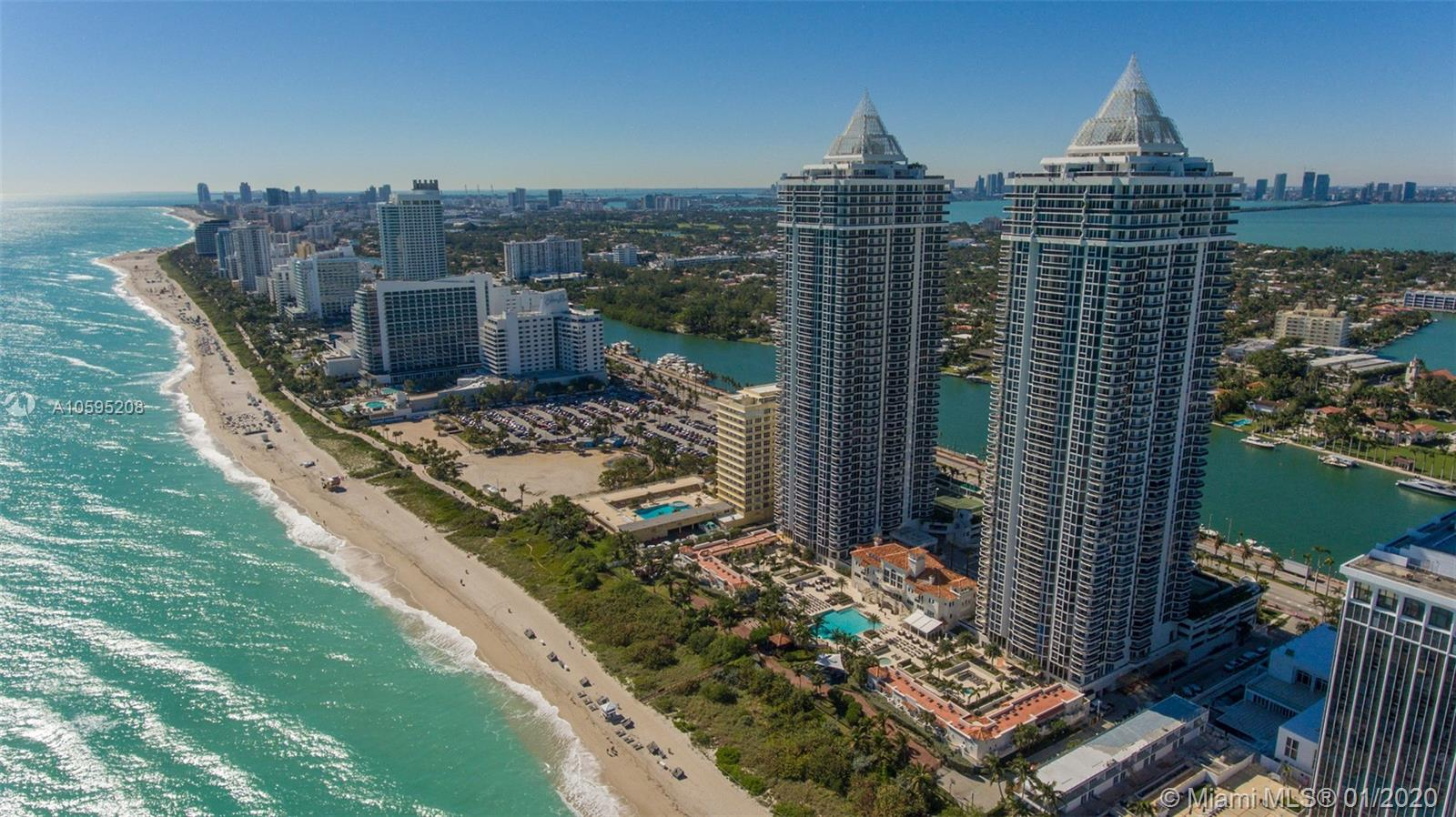 4775  Collins Ave #1506 For Sale A10595208, FL