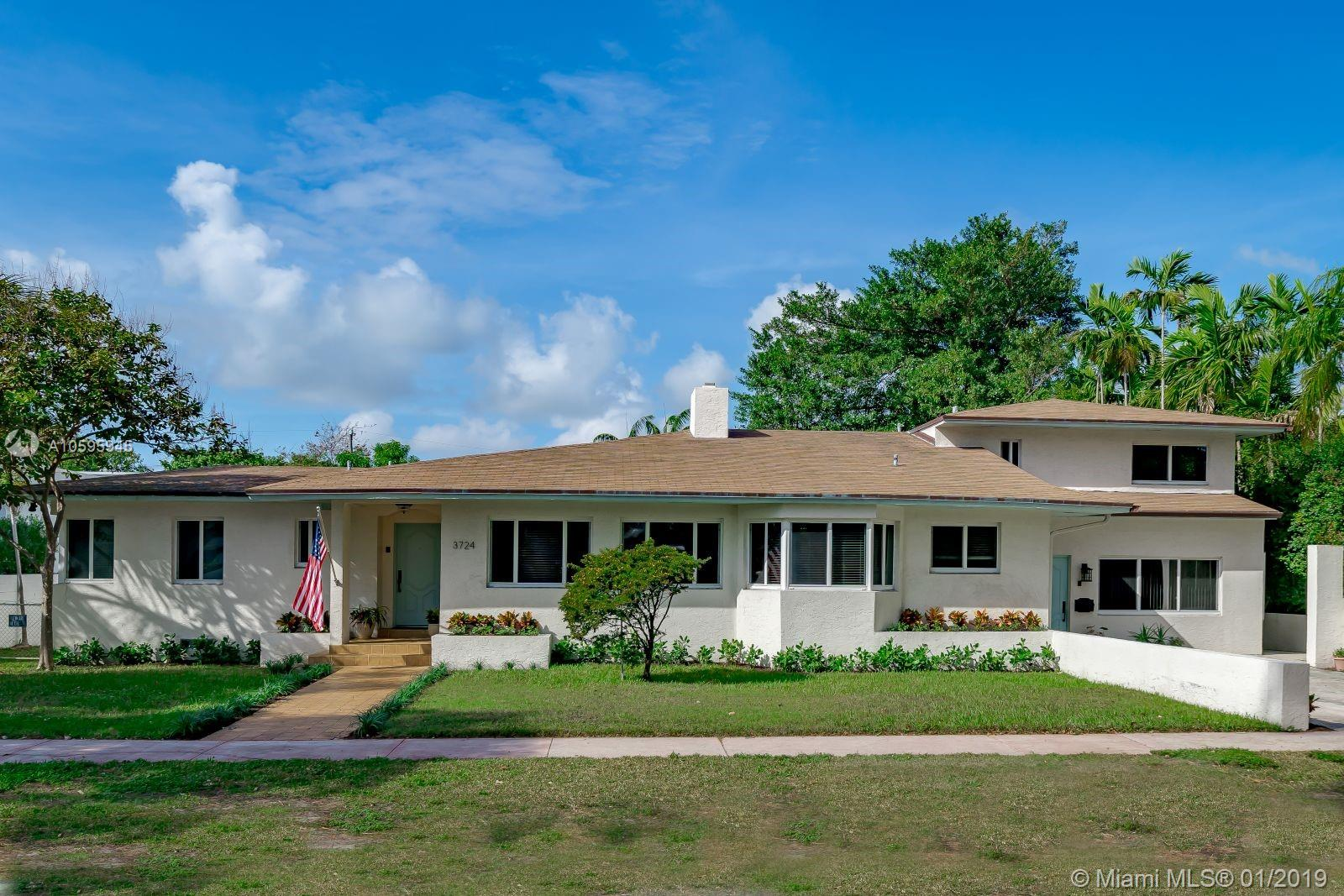 3724  Pine Tree Dr  For Sale A10595945, FL