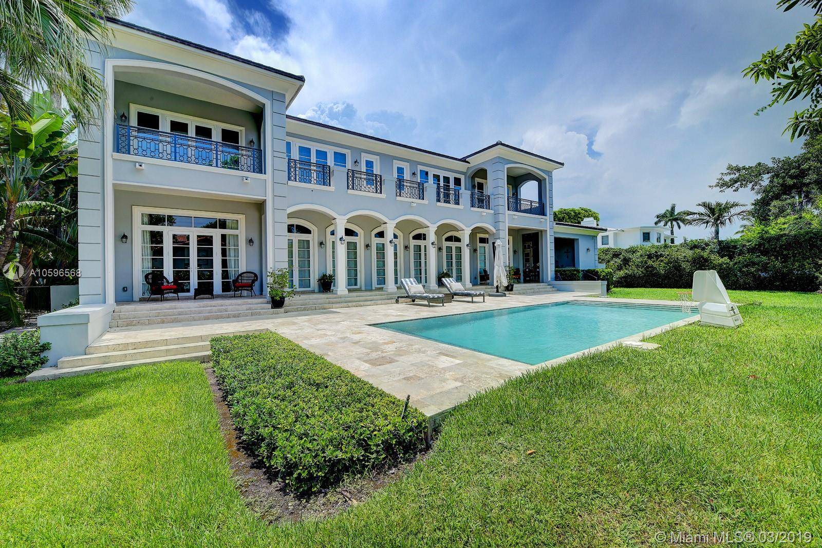 5423  North Bay Road  For Sale A10596568, FL