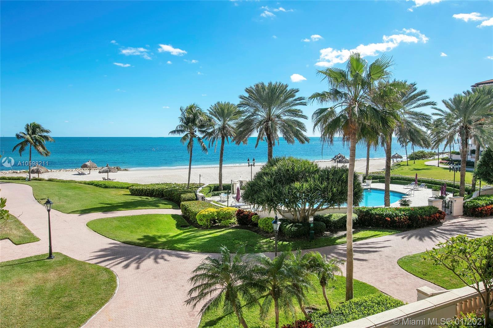 7621  Fisher Island Dr #7621 For Sale A10598211, FL