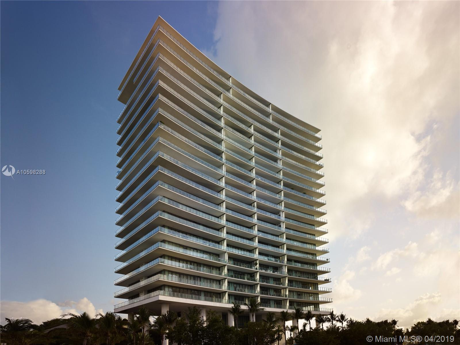 800 S Pointe Dr #2003 For Sale A10598288, FL