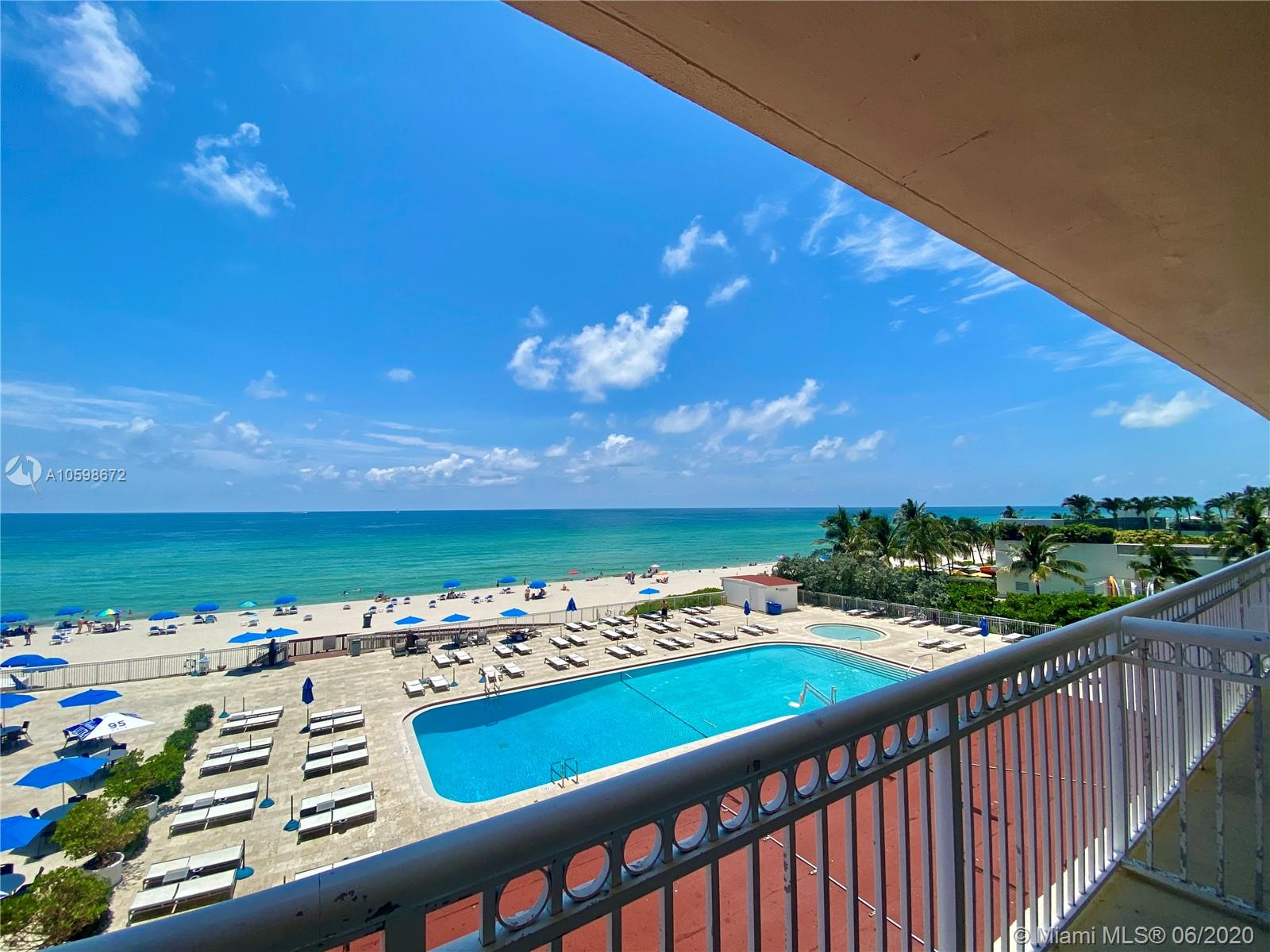 19201  Collins Ave #212 For Sale A10598672, FL