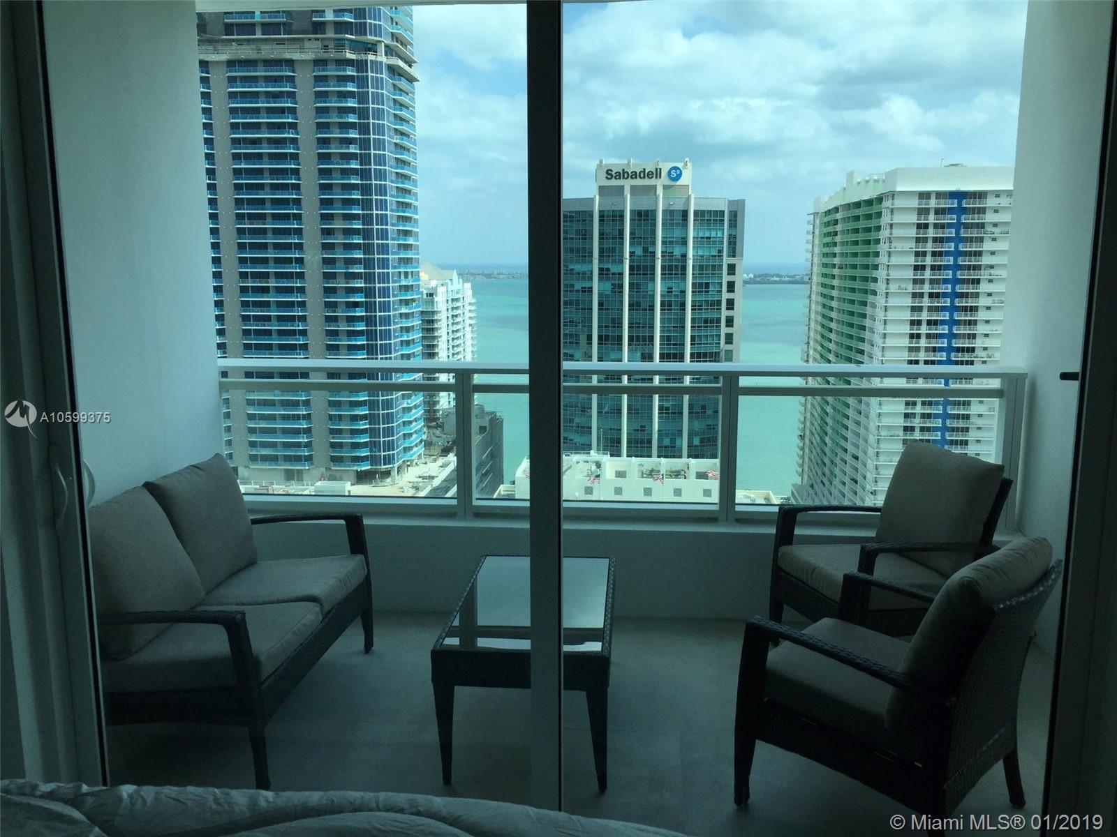 1080 Brickell Ave #3302, Miami FL 33131