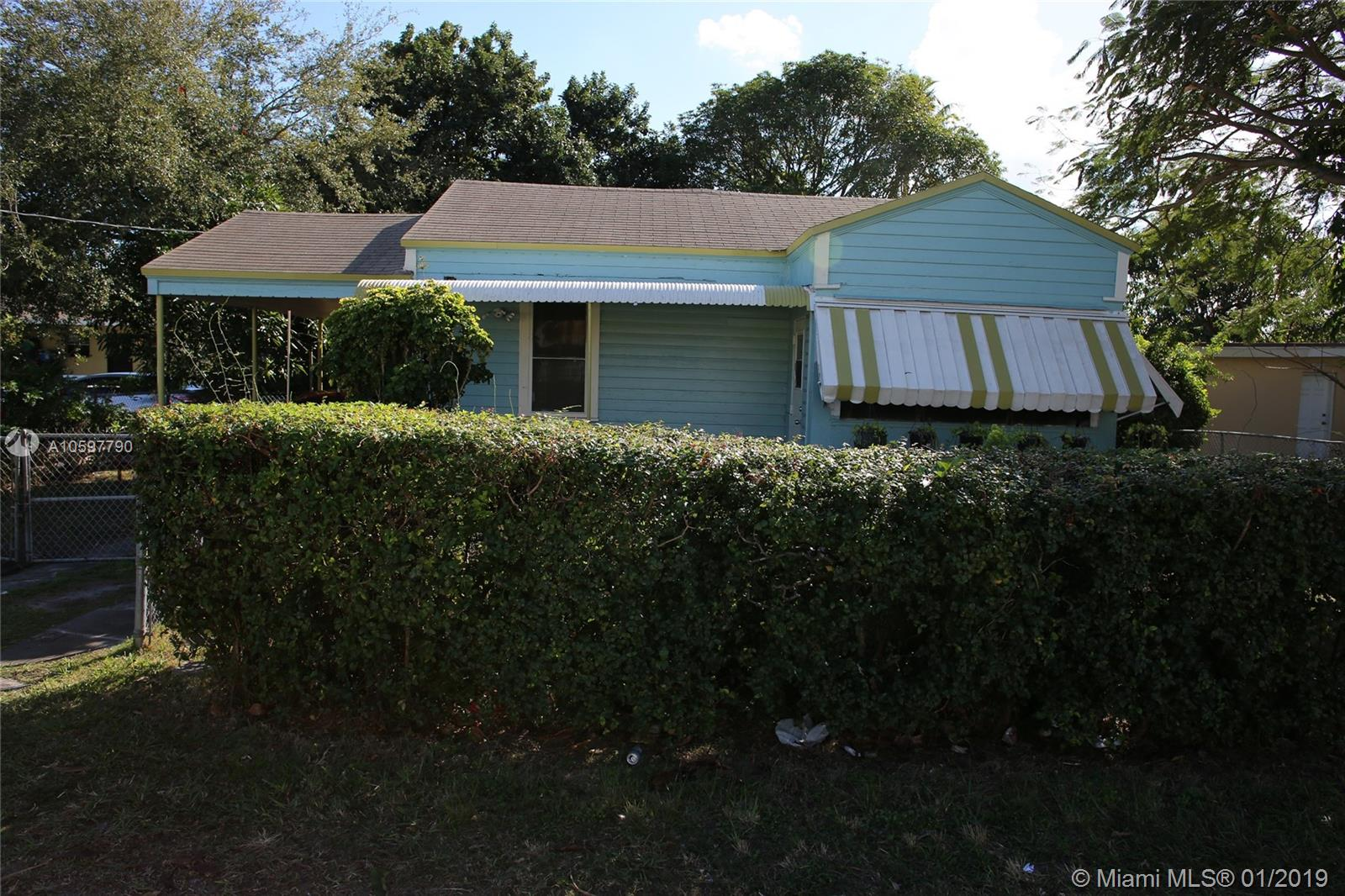 50 NE 82nd Ter  For Sale A10597790, FL