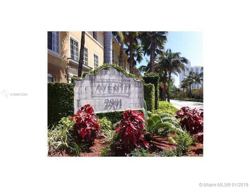 2961 NE 185th St #1615 For Sale A10601234, FL