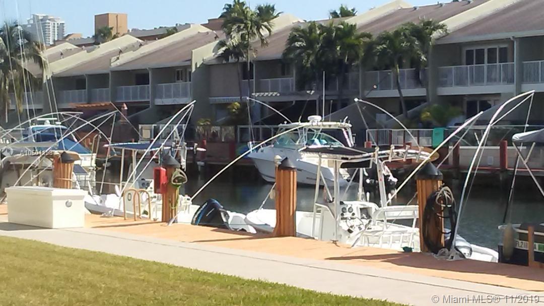 3550 NE 169 St 50 Dock  For Sale A10601158, FL