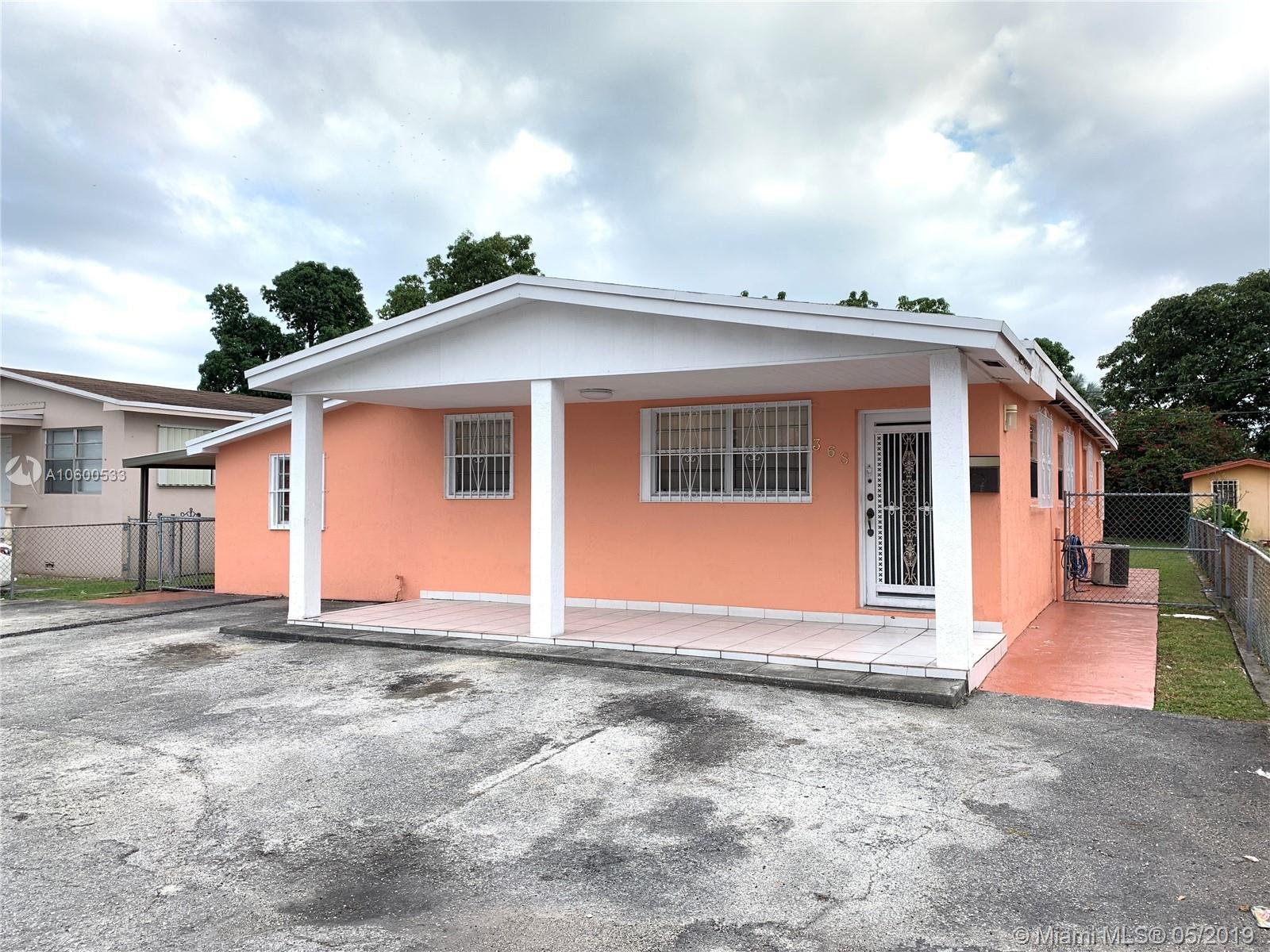 368 W 17th St  For Sale A10600533, FL