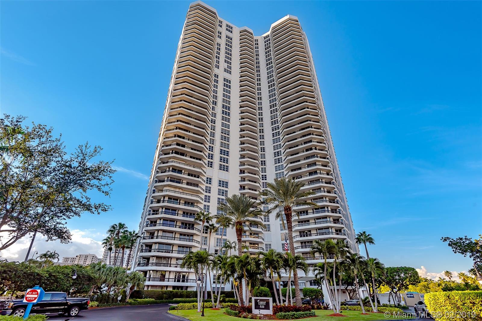 3500  Mystic Pointe Dr #1508 For Sale A10601323, FL