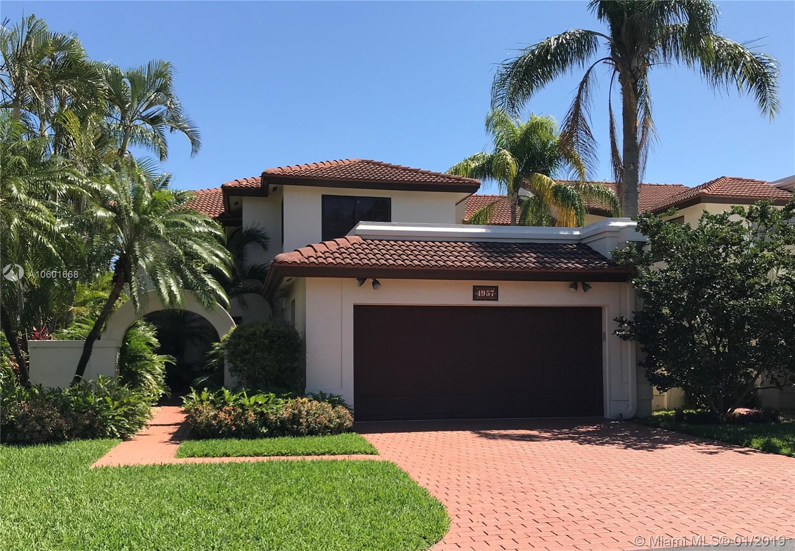 4957 NW 93rd Doral Pl  For Sale A10601668, FL