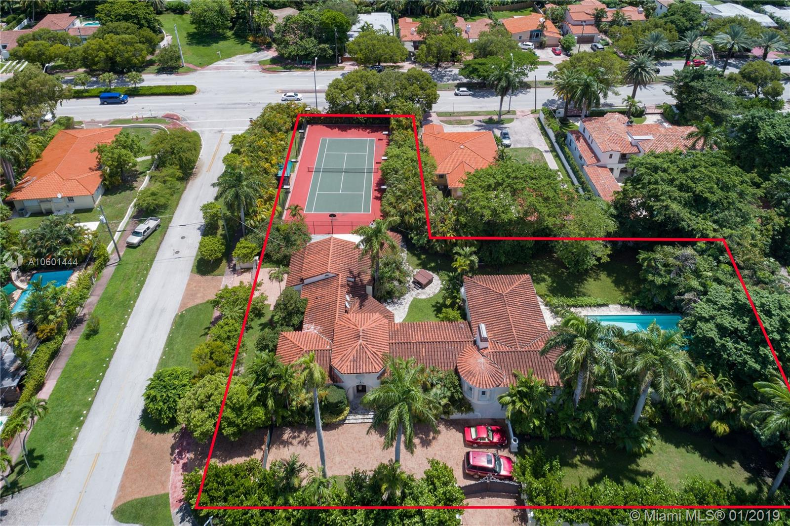 5185 N Bay Rd  For Sale A10601444, FL