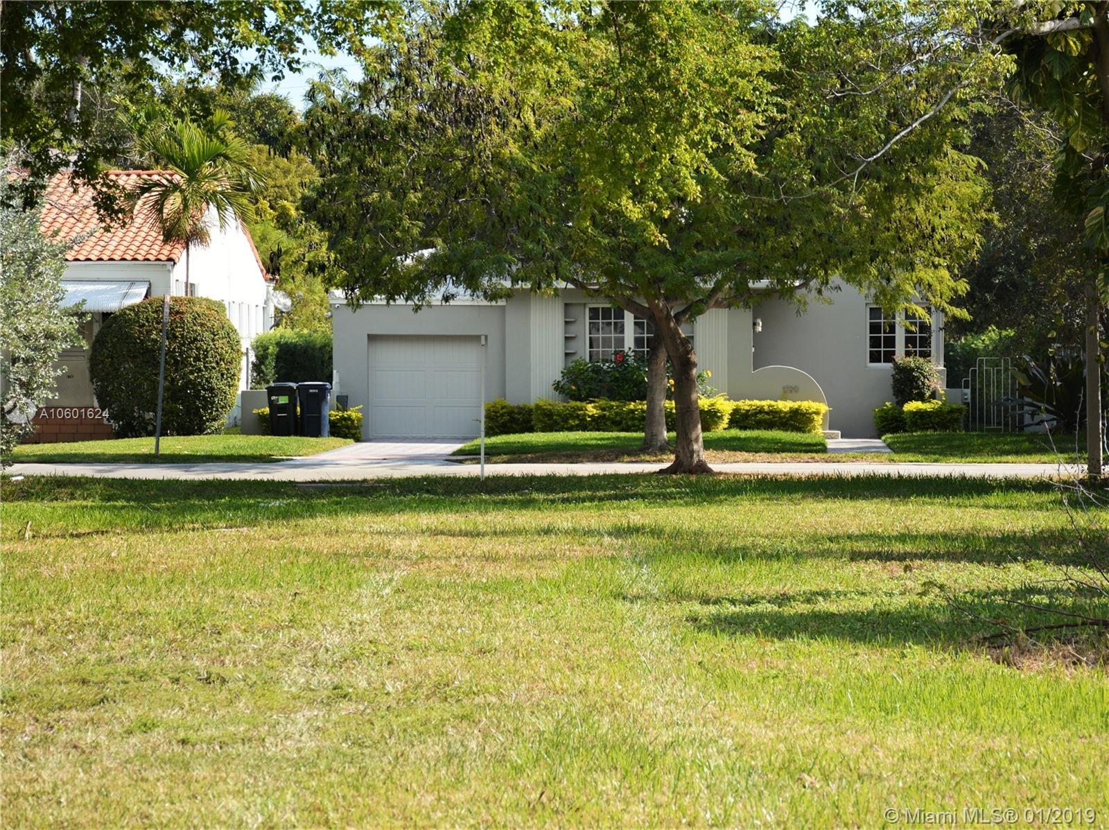 1728  Lenox Ave  For Sale A10601624, FL