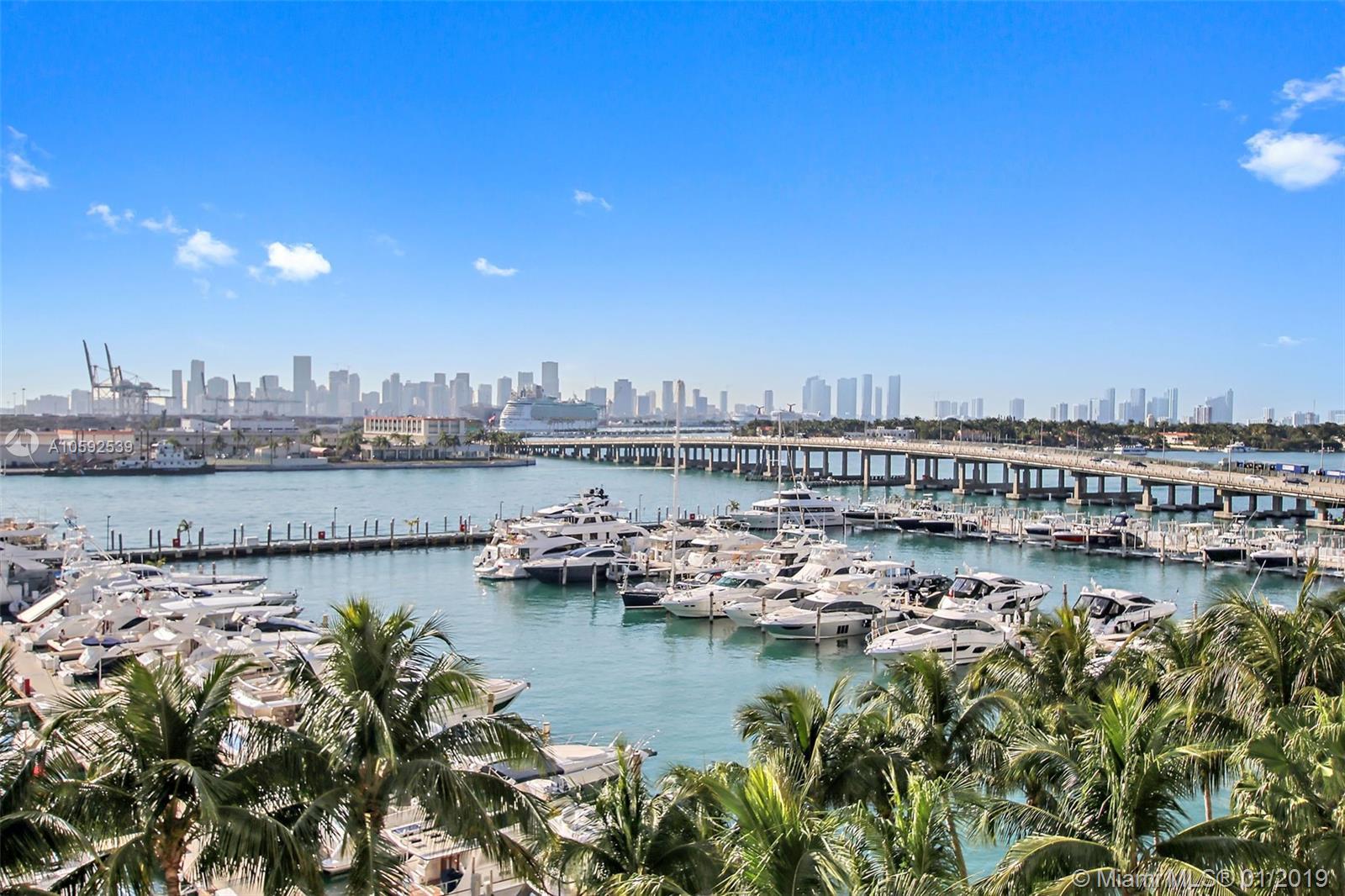 400 Alton Rd #603, Miami Beach FL 33139