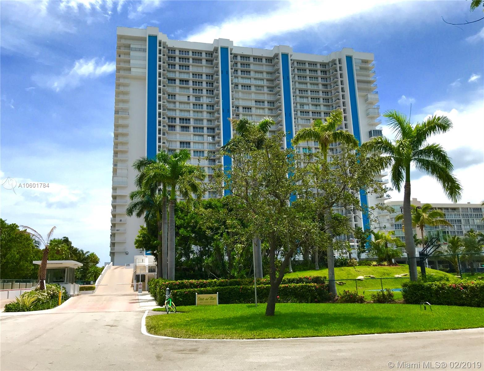 881  Ocean Dr #23D For Sale A10601784, FL