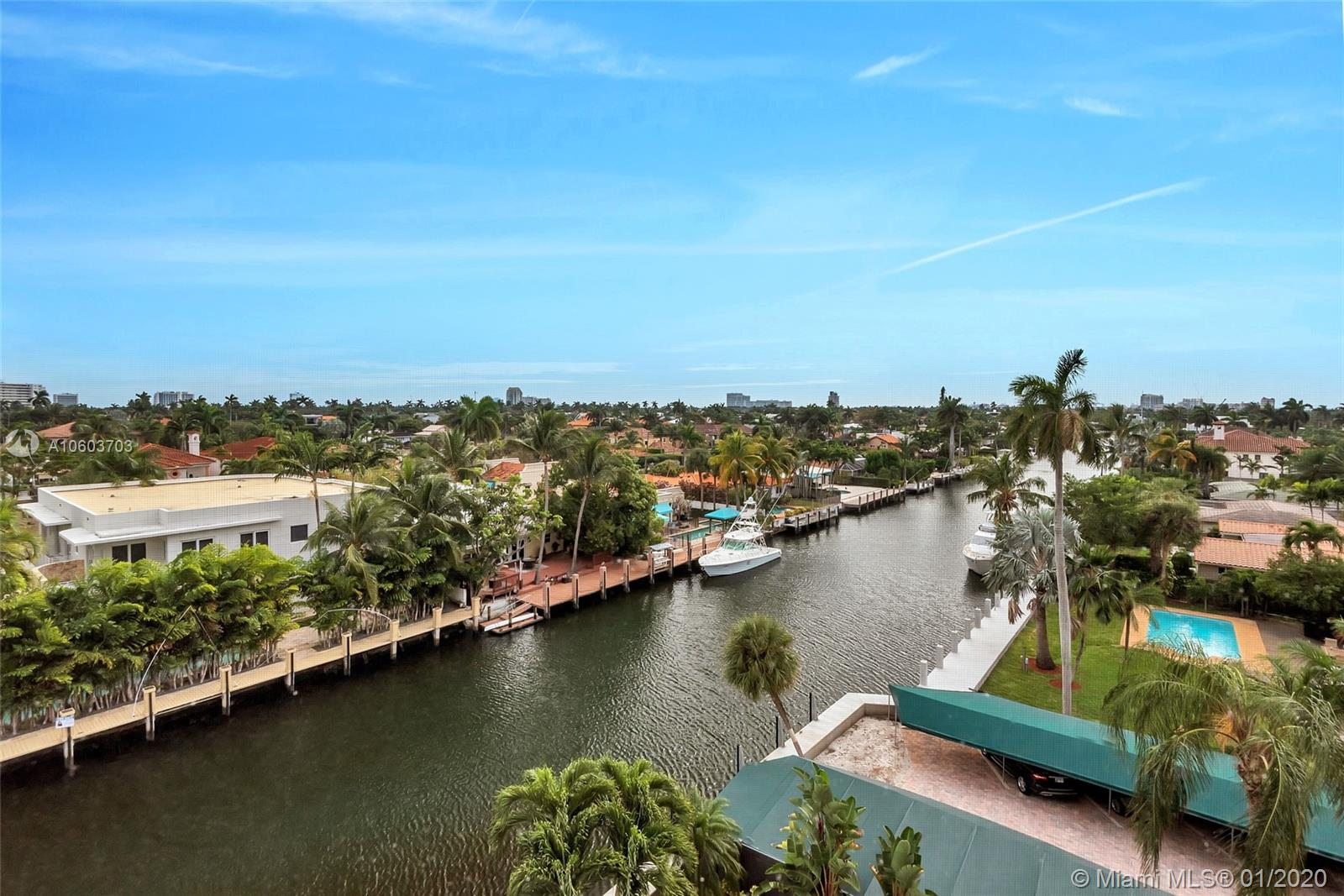 1750 E Las Olas Blvd #603 For Sale A10603703, FL