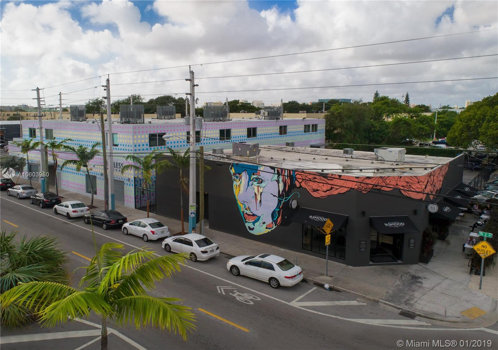 2200 NW 2nd Ave #105 For Sale A10603960, FL