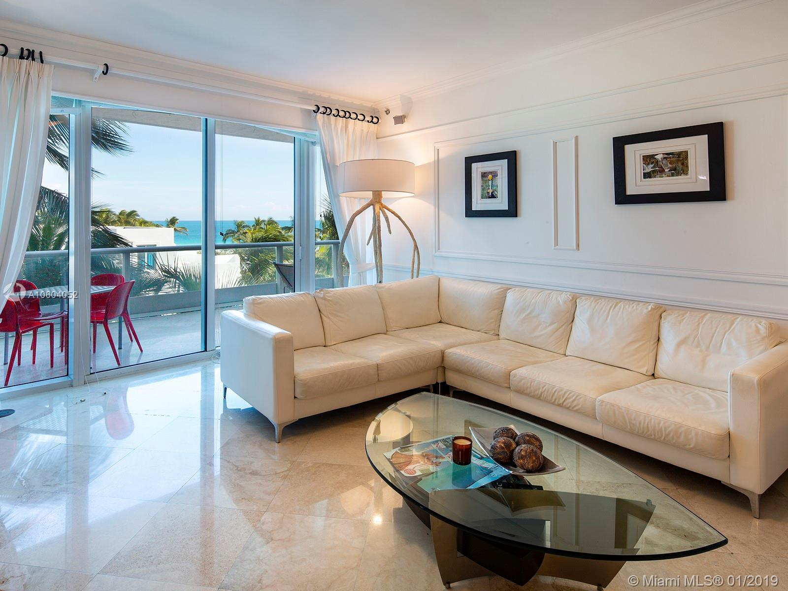 100 S Pointe Dr #508 For Sale A10604052, FL