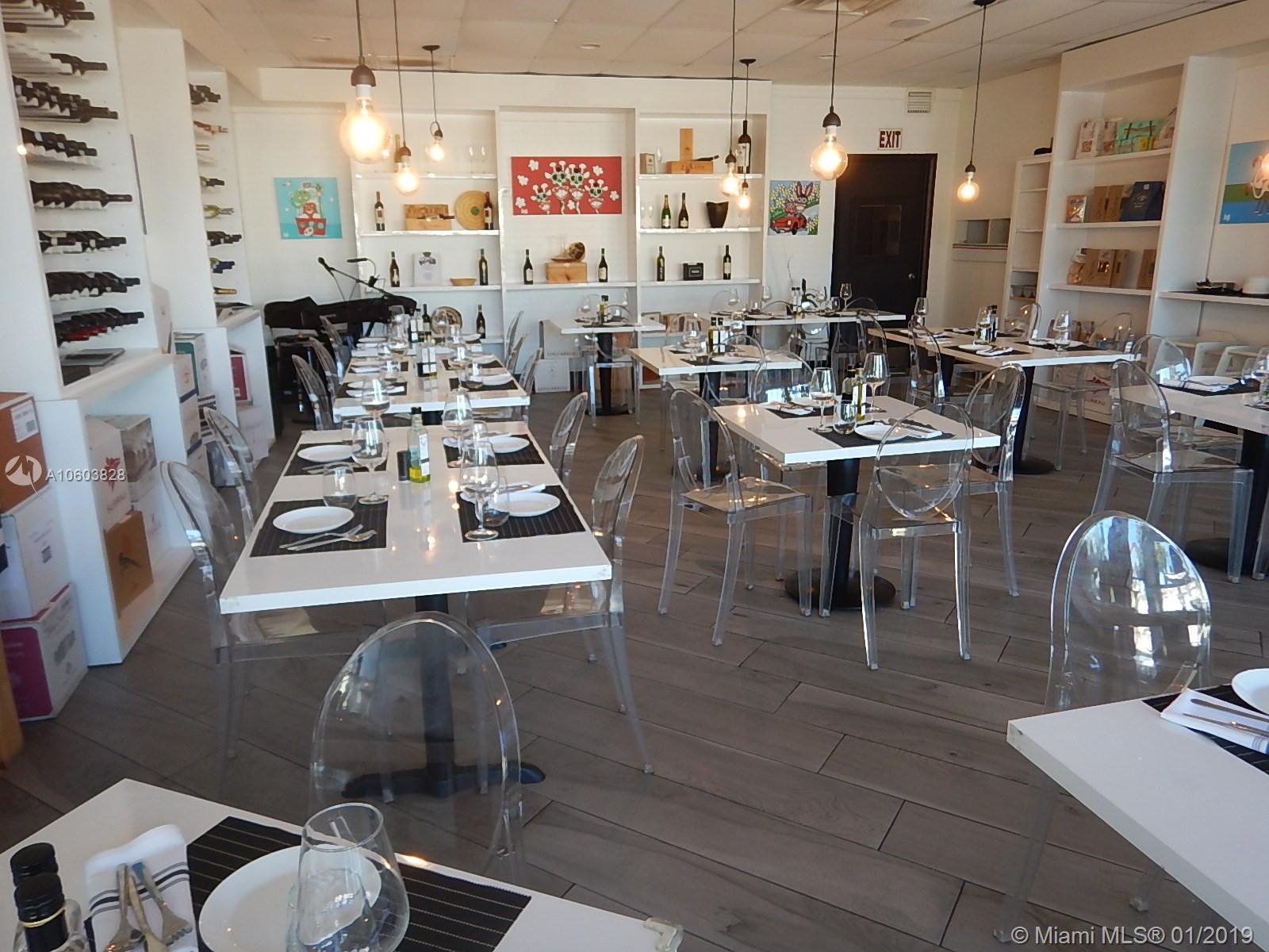 NE Italian Restaurant  For Sale A10603828, FL