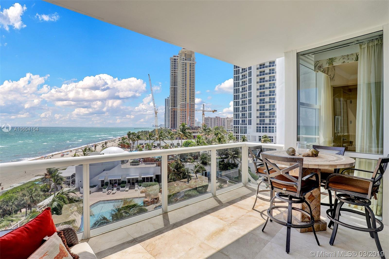 18101  Collins Ave #805 For Sale A10604154, FL