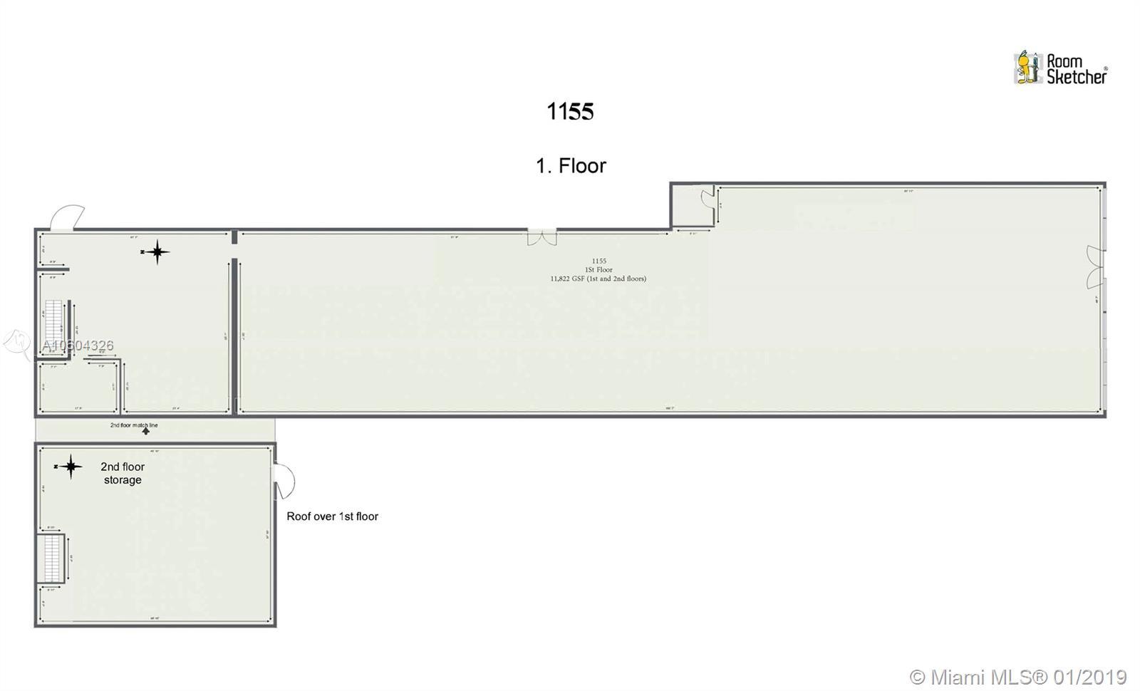 1155 W Flagler St  For Sale A10604326, FL