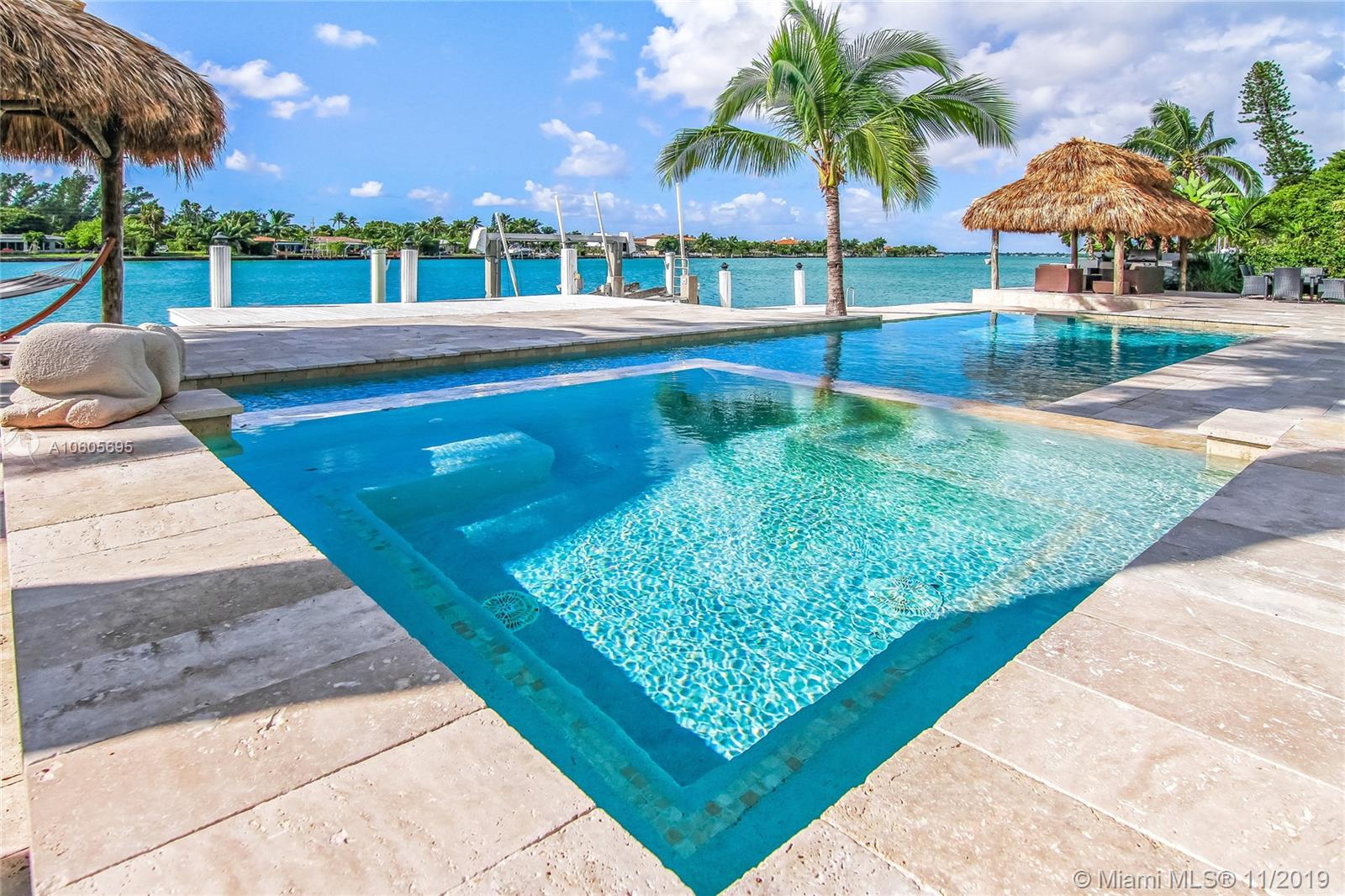 1366 S Biscayne Point Rd  For Sale A10605695, FL