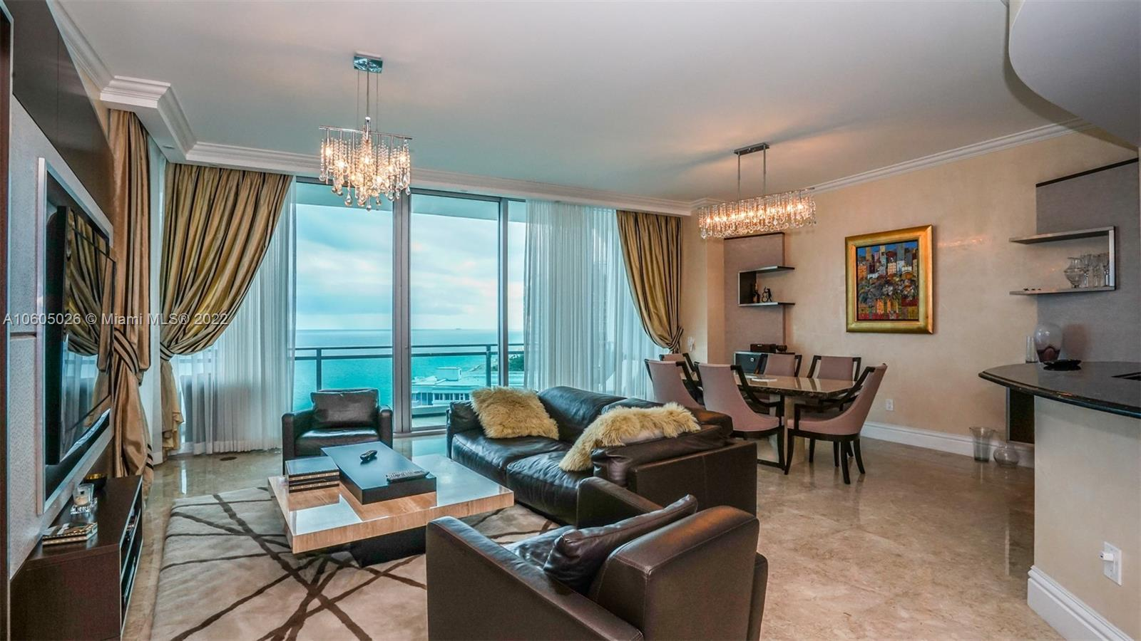 10295  Collins ave #1605 For Sale A10605026, FL
