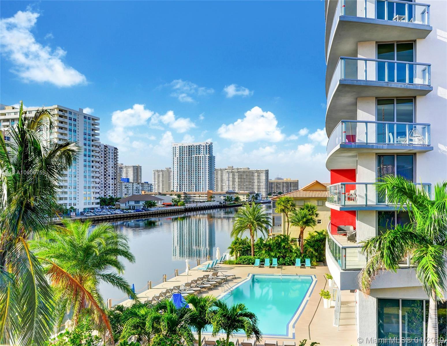 2600 E Hallandale Beach Blvd #PH3203 For Sale A10605759, FL