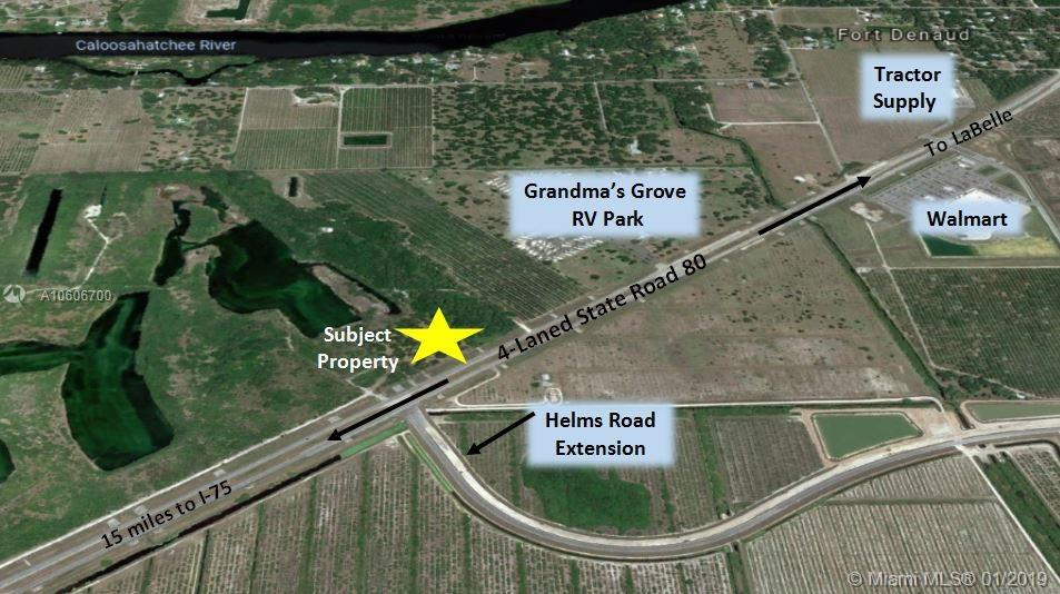 2490 W State Road 80, Other City - In The State Of Florida, FL 33935