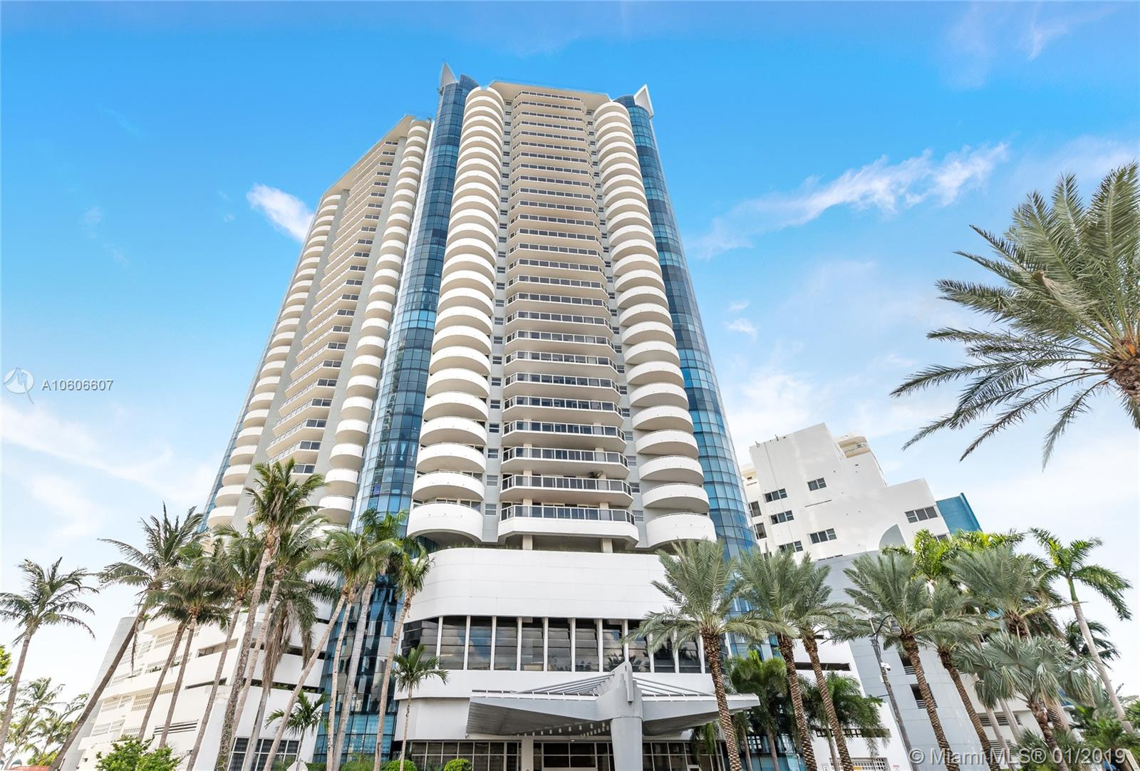 6301  Collins Ave #803 For Sale A10606607, FL