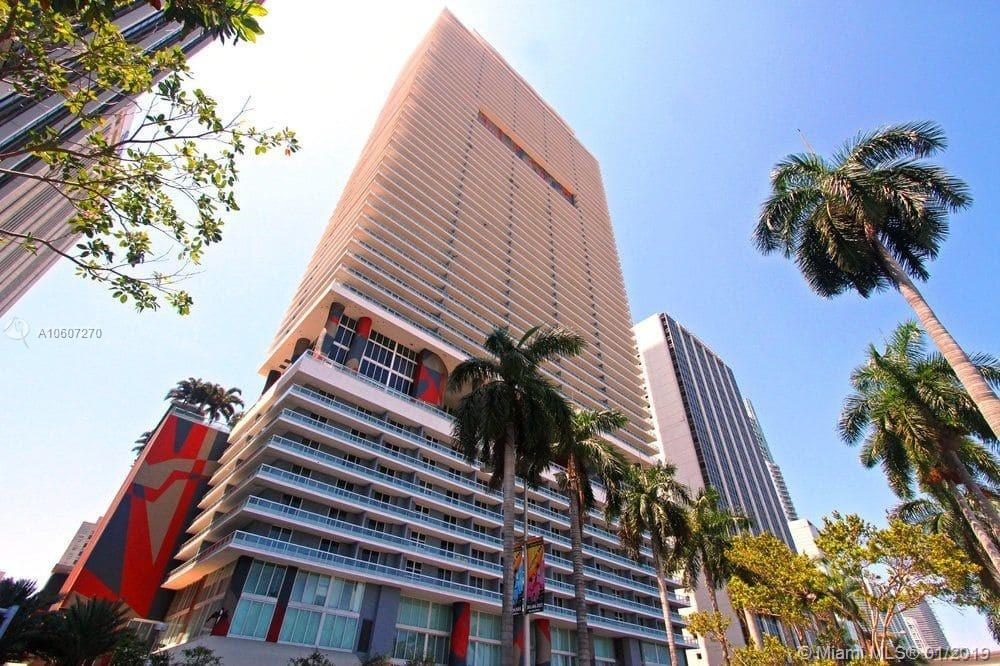 50  Biscayne Blvd #4807 For Sale A10607270, FL