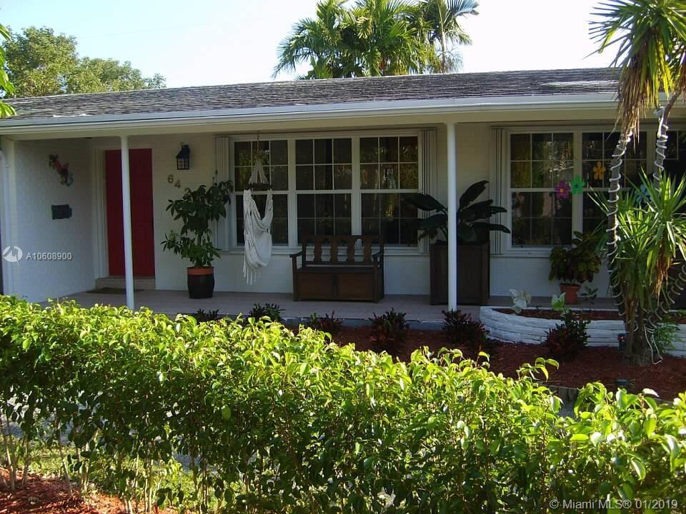 6420 SW 62nd Ter  For Sale A10608900, FL