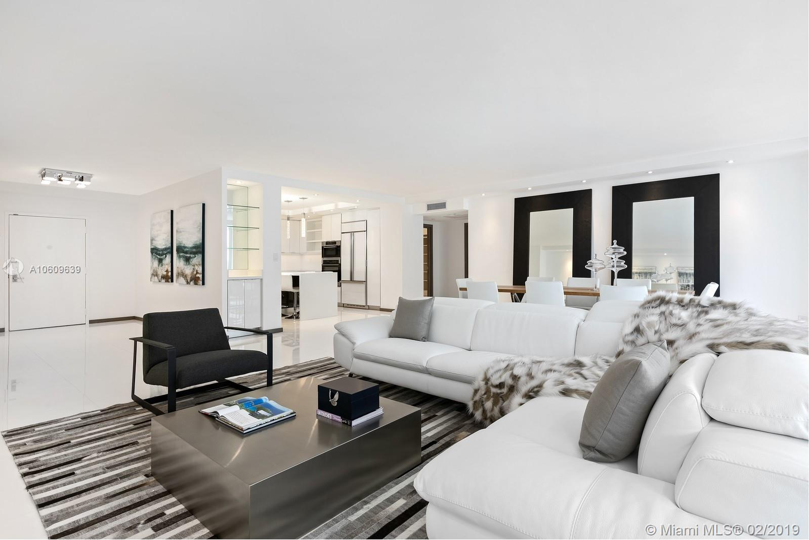 10155  Collins Ave #1608 For Sale A10609639, FL