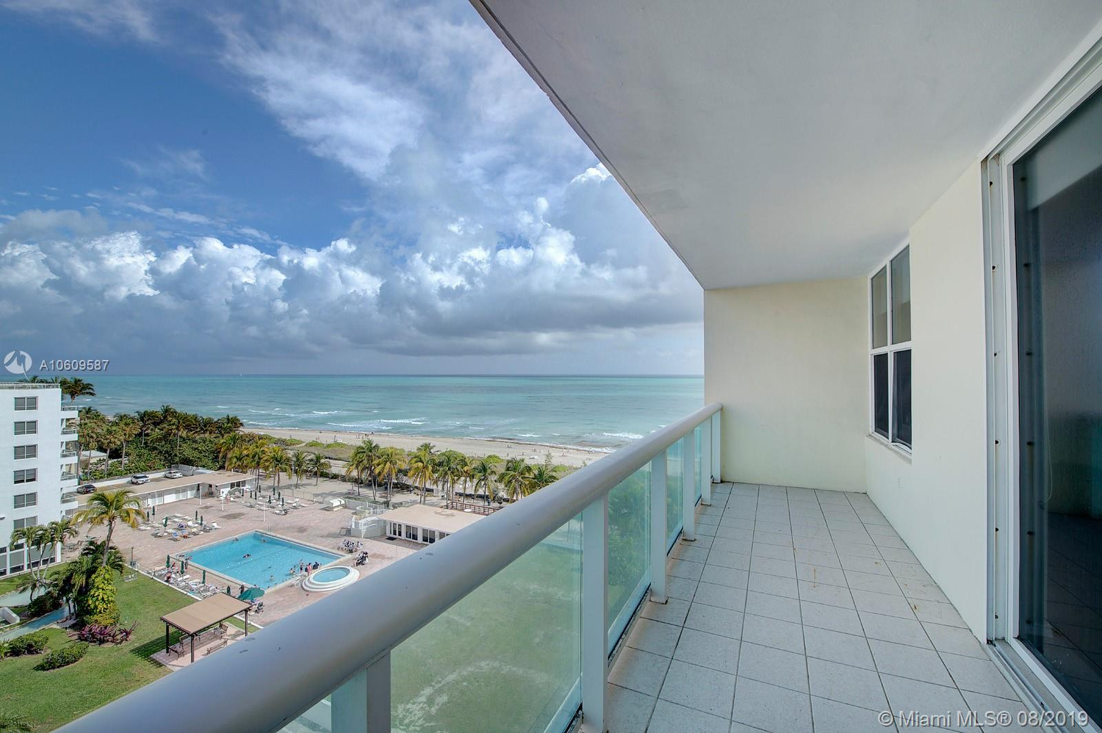 5001  Collins Ave #8H For Sale A10609587, FL