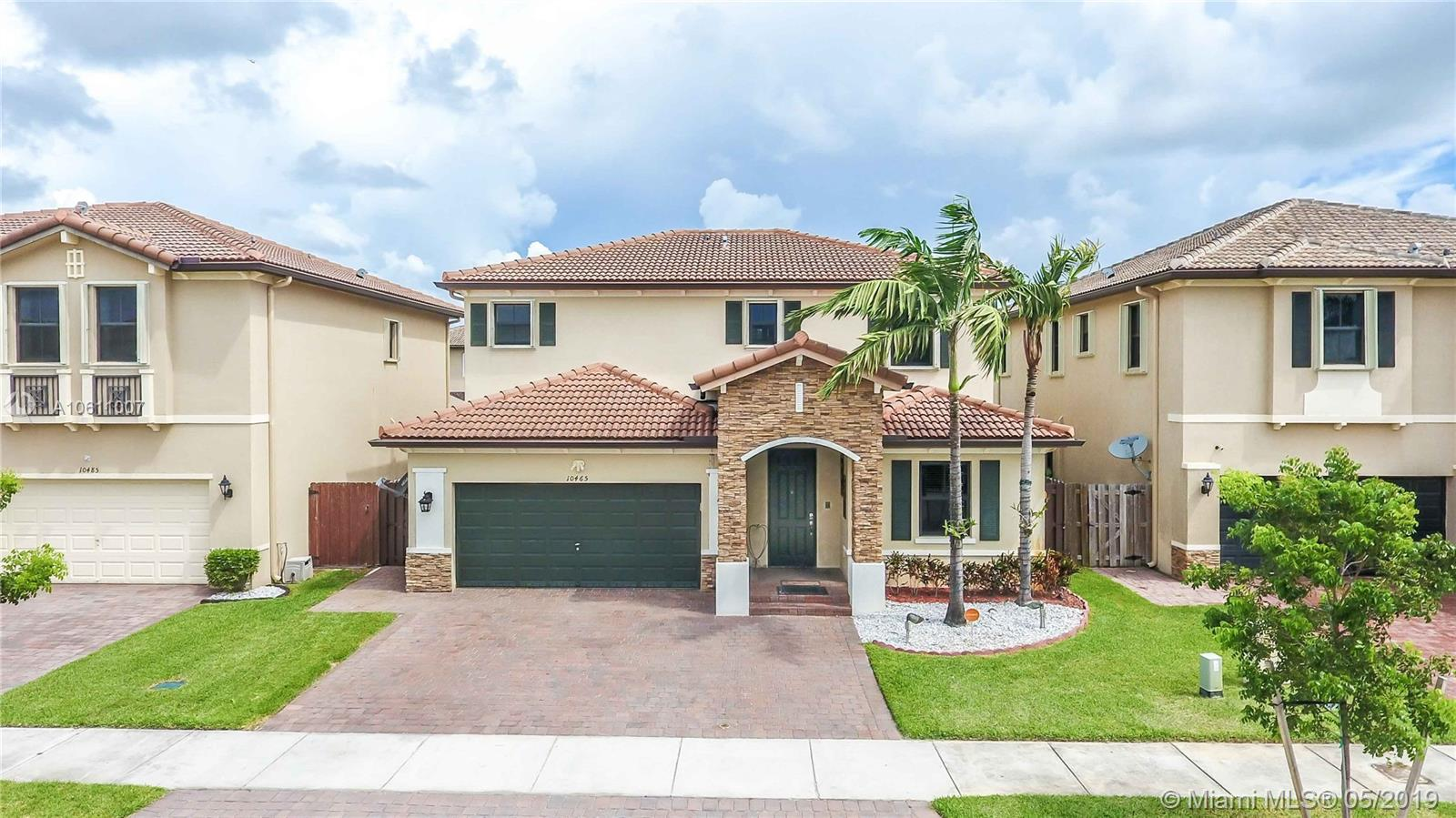 10465 SW 226th St  For Sale A10611007, FL