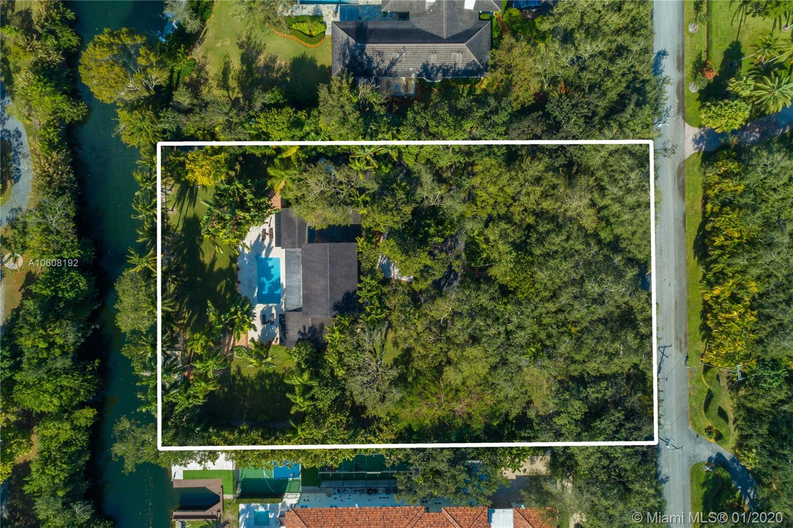 11140  Snapper Creek Rd  For Sale A10608192, FL