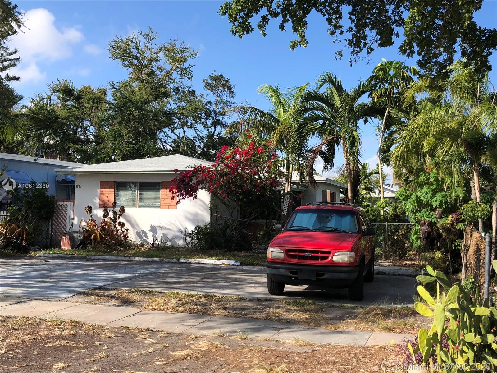 1835  Scott St  For Sale A10612360, FL