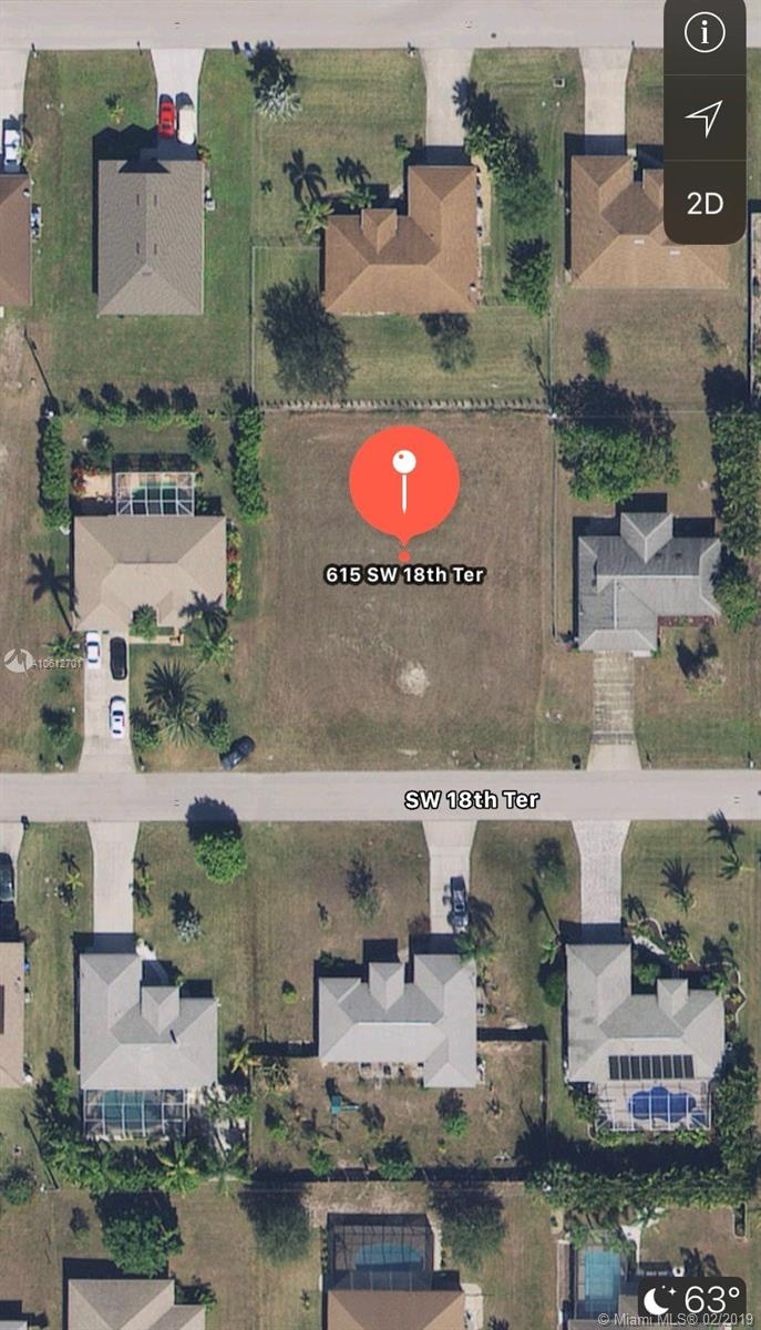 615 SW 18th ter, Other City - In The State Of Florida, FL 33991