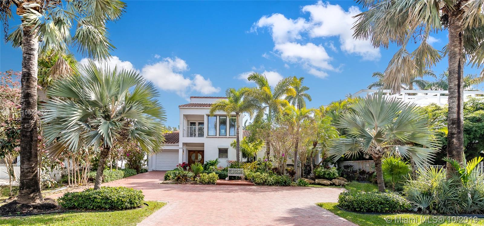 235  Harbor Drive  For Sale A10610479, FL
