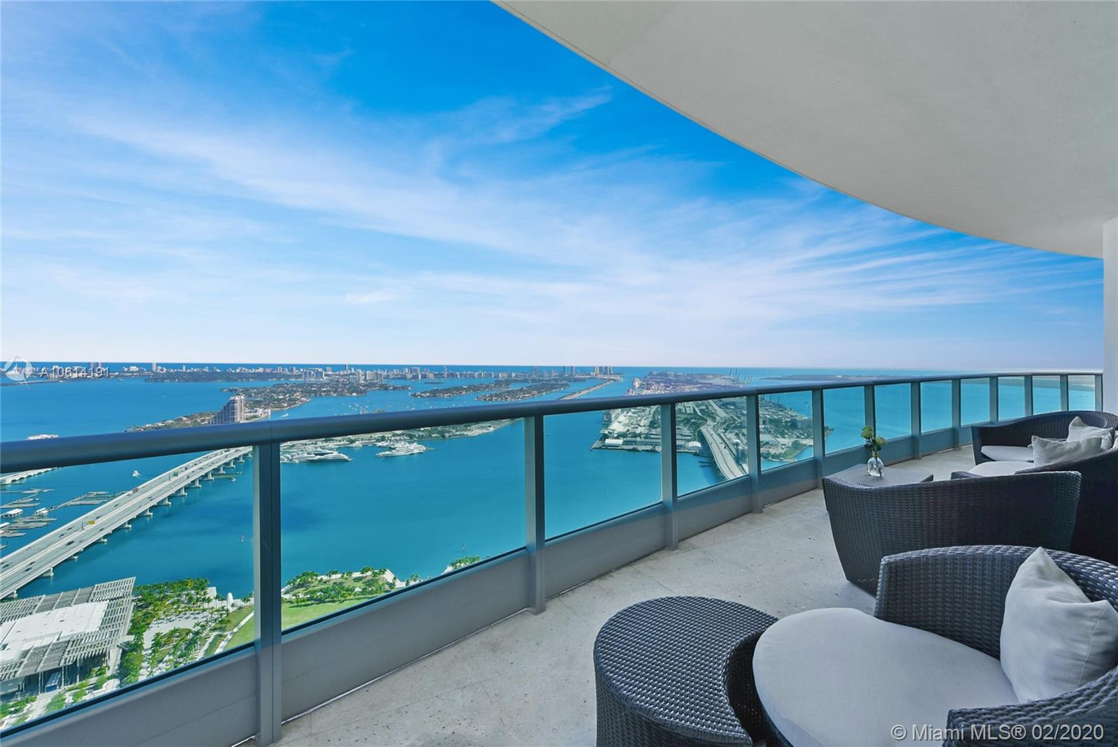 900  Biscayne Blvd #PH6307 For Sale A10614191, FL