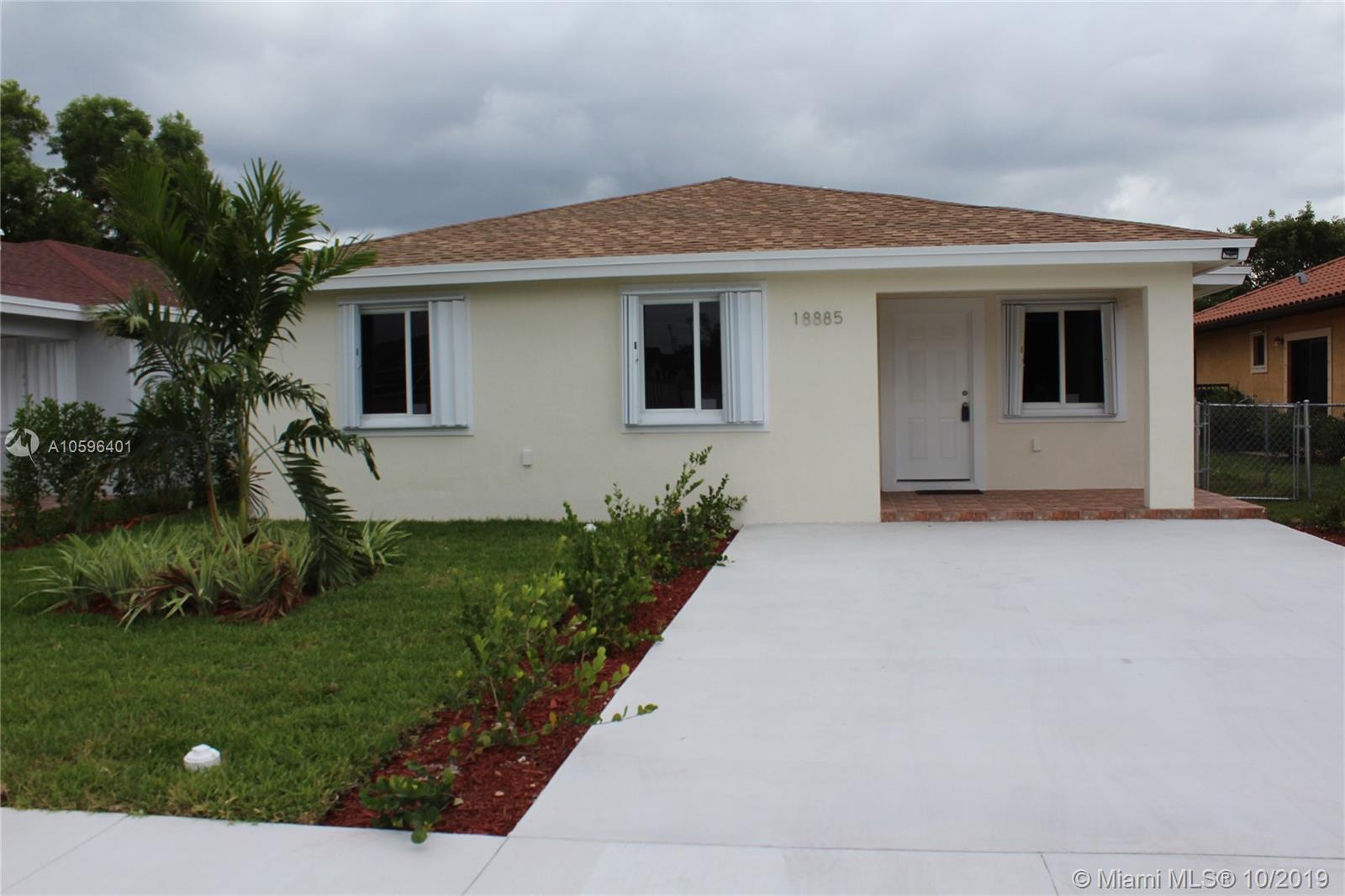 18885 NW 35 Ave  NEW, Miami Gardens, FL 33056