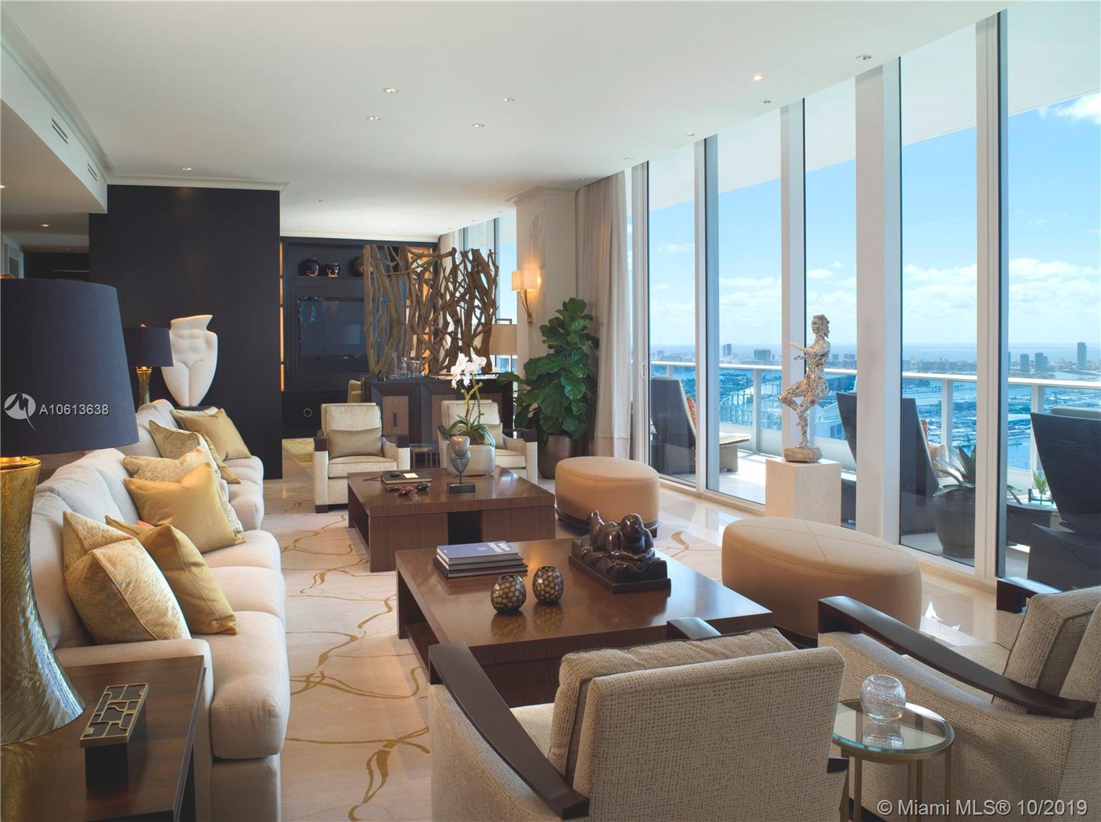 200  Biscayne Boulevard Way #5203/5207 For Sale A10613638, FL