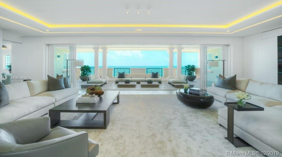7764  Fisher Island Dr #7764 For Sale A10614690, FL