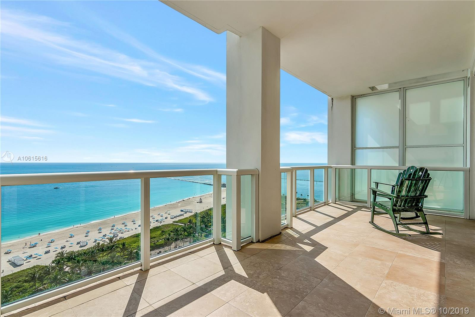 50 S Pointe Dr #2001 For Sale A10615616, FL