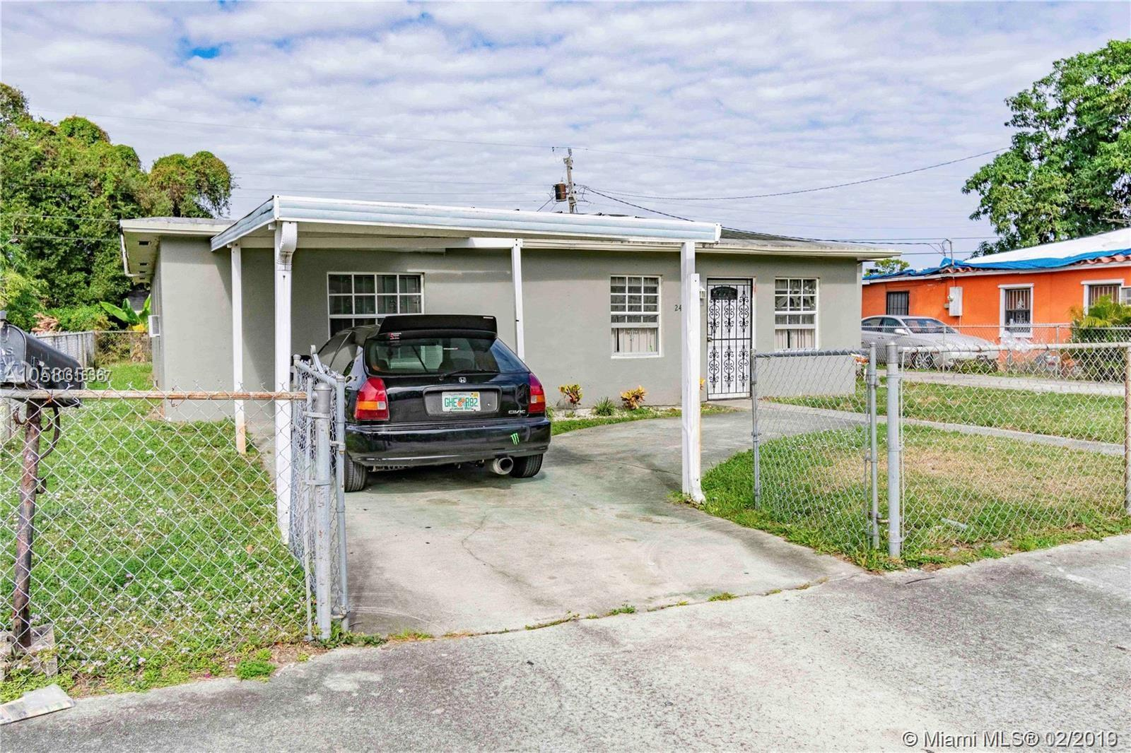2451 NW 152nd Ter, Miami Gardens, FL 33054