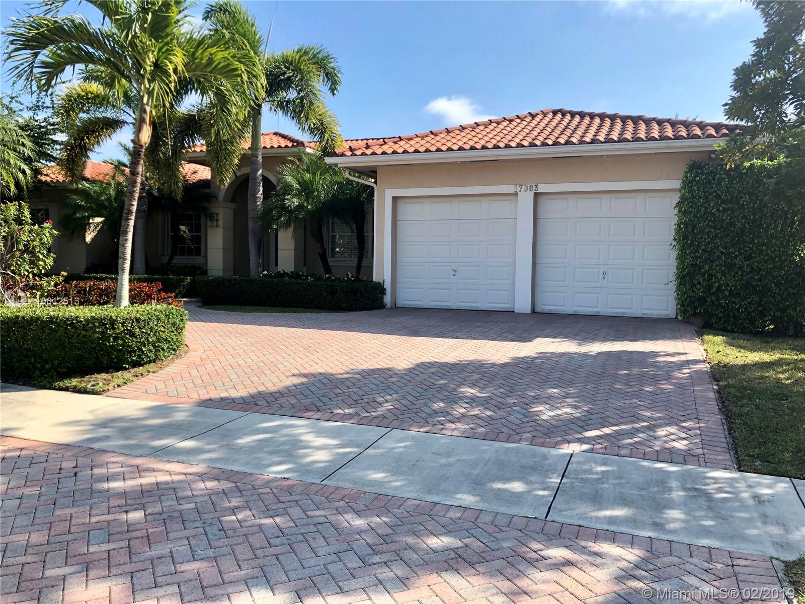 17083 SW 92 Ave  For Sale A10612513, FL