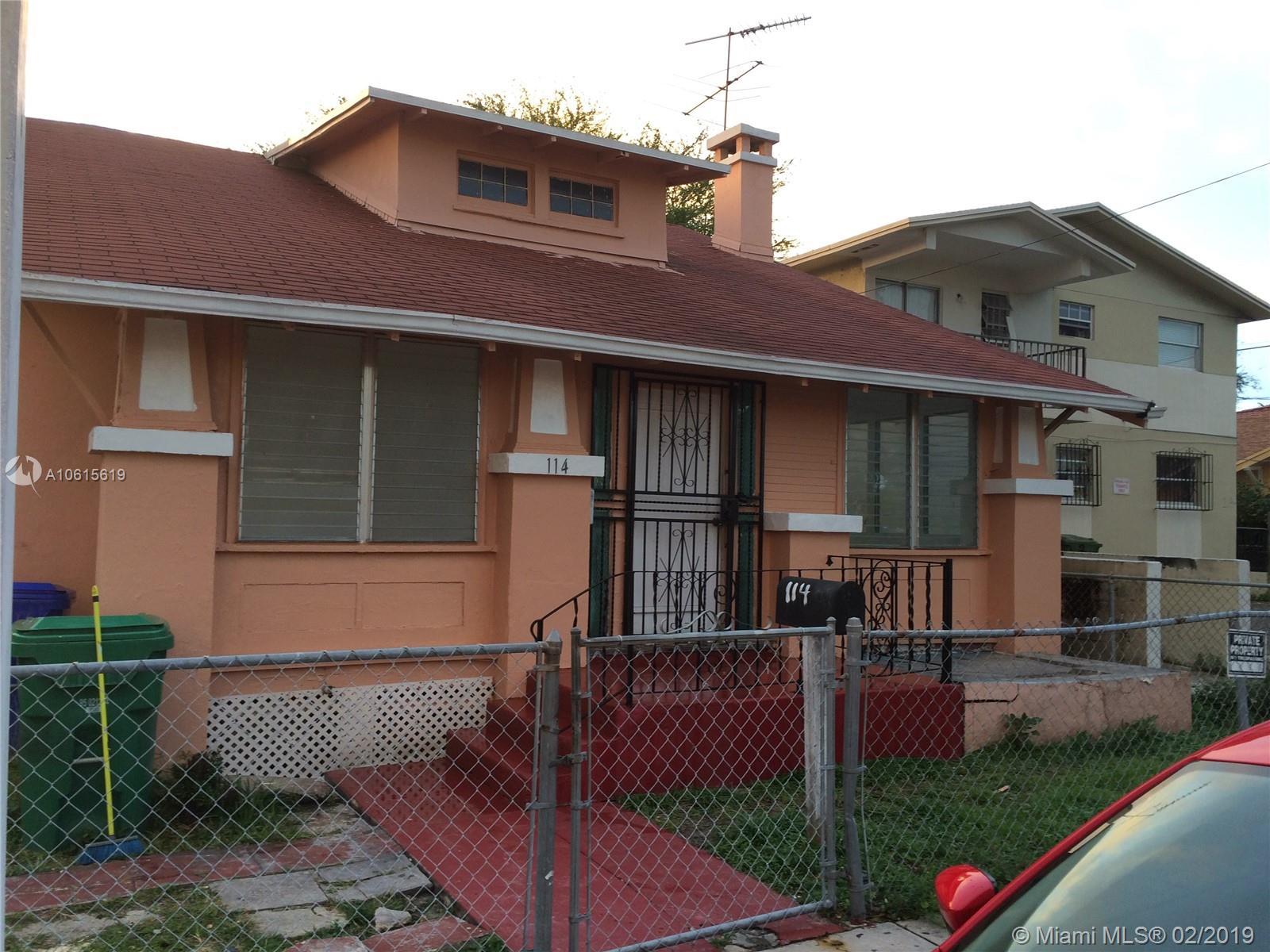 114 NW 10th Ave, Miami, FL 33128