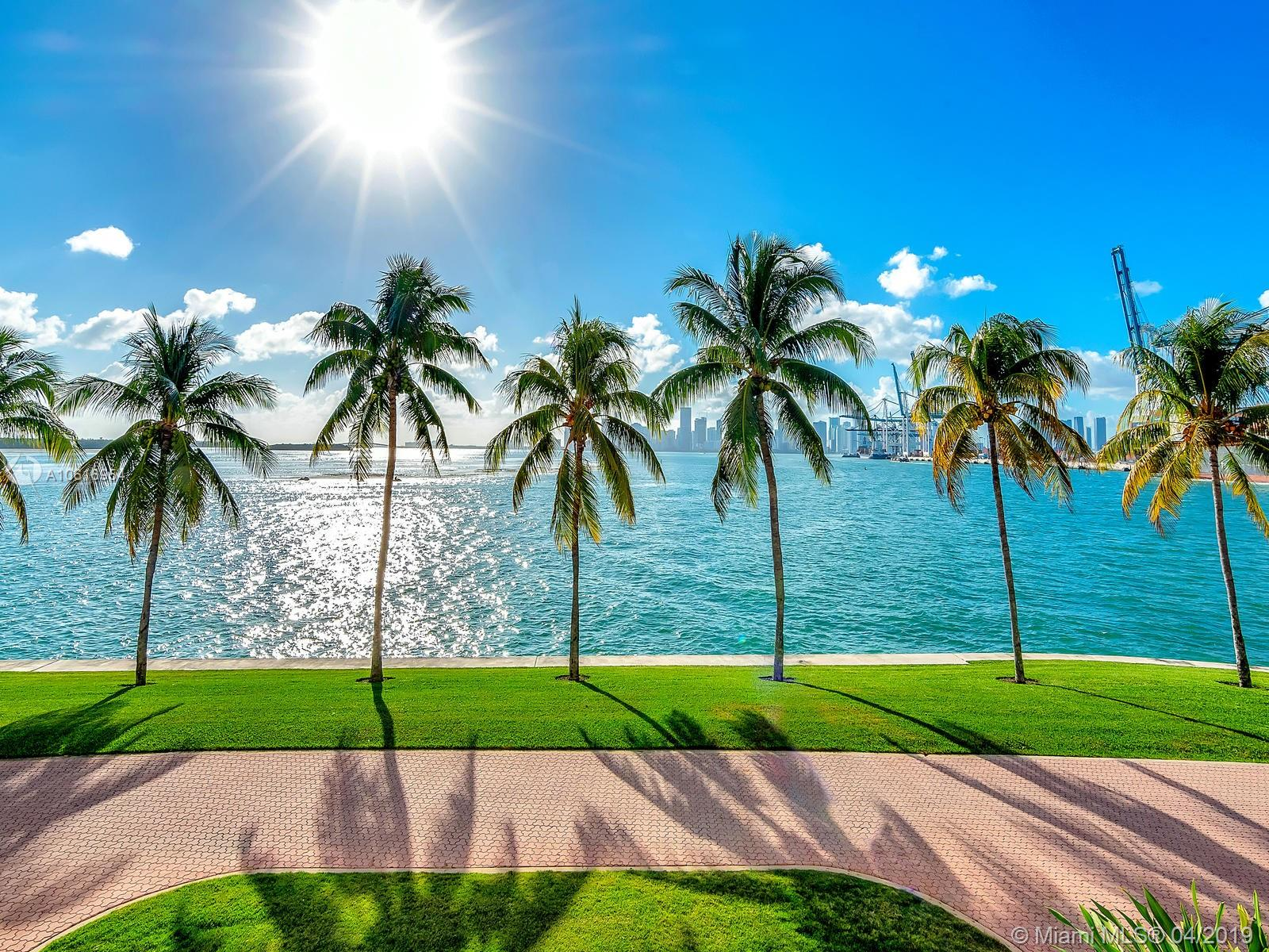 5324  FISHER ISLAND DR #5324 For Sale A10616954, FL