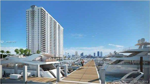 17301  Biscayne Blvd #2302 For Sale A10617473, FL