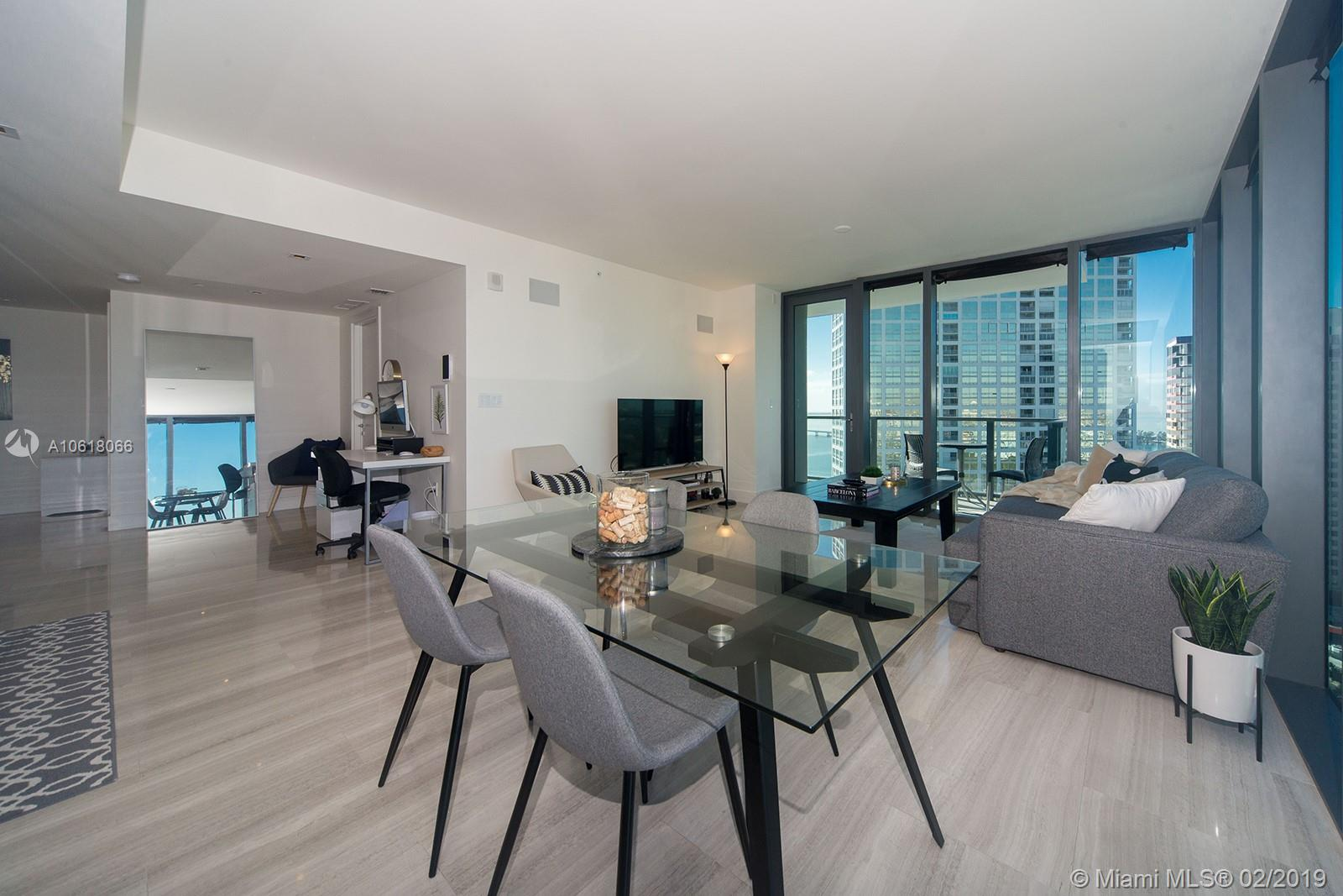 1451  Brickell Ave #2204 For Sale A10618066, FL